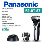 Panasonic Elektrikli Tıraş Makinesi Şarj...