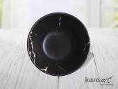Keramika Kase Hitit 14cm Mat Transparan Beyaz