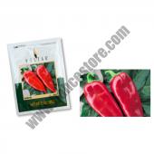 Poltar Kırmızı Yağlık Biber Tohumu 10 Gr