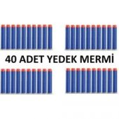 Nerf Uyumlu Yedek Mermi 40 Lı Paket