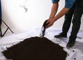 Biohumus Organik Gübre Bitki Besin Gübresi 25000 Kg (25 TON)-3