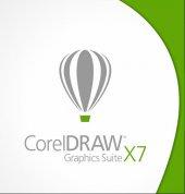 Coreldraw Graphics Suite X7 3 Bilgisayar Süresiz (Eds)