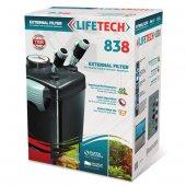 Life Tech Filtre Siyah Kova İçi Dolu 1200 Lh