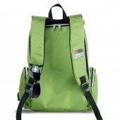 My Valice Smart Bag Mother Star Usbli Anne Bebek Bakım ve Sırt Çantası Açık Yeşil-4