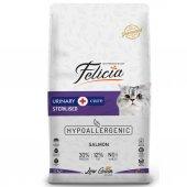 Felicia Az Tahıllı 12 Kg Sterilised Somonlu Kedi Maması
