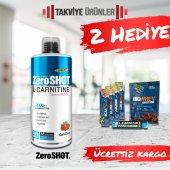ZeroShot L-Carnitine Thermo Burn 960 ml Karnitin + 2 Hediye