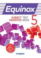 Tudem 5.sınıf Equınox Subject Orıented Test Book