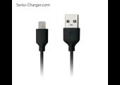 Swiss-Charger SCC-10003 Apple iPhone5 9pin Lightning Kablo