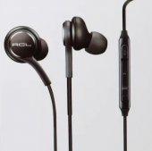 Mikrofonlu Kablolu Kulaklik Kaplolu Kulak Içi Kulaklik
