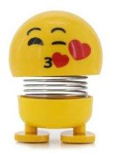 Zip Zip Kafalar (Ziip Zipp) Sevimli Kafa Sallayan Emojiler 30lu