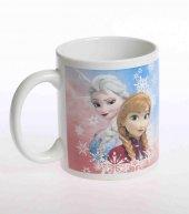Frozen Lisansli Porselen Kupa