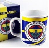 Fenerbahçe Taraftar Kupa Porselen Lisansli