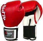 Alpha Kırmızı Boks Kick Boks Muay Thai Eldiveni...