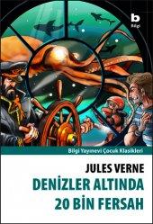 Denizler Altında 20 Bin Fersah Jules Verne