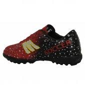 MP 191-7370FT Kırmızı Cırtlı Halısaha Çim Çocuk Futbol Ayakkabı-2