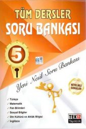 Tekiz Tüm Dersler Soru Bankası 5. Sınıf