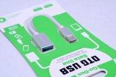 Xiaomi Redmi Note 5a Prime Type-C USB Otg Kablo Mouse Klavye Flash Bellek Çevirici Dönüştürücü-2