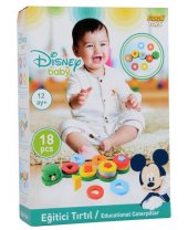 Furkan Toys Disney Baby Egitici Tirtil-3