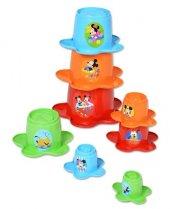 Furkan Toys Disney Baby Papatya Kule