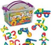 Dede Click Clack Box 192 Parça Lego