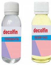 Yağlı Boya Seti Decolfin Eco Set:6-3