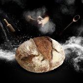 Ekşi Maya Tam Buğday Ekmek | Odun Ateşinde Pişmiş-2