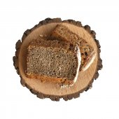Ekşi Maya Çavdar Ekmek | Odun Ateşinde Pişmiş
