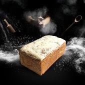 Ekşi Maya Çavdar Ekmek | Odun Ateşinde Pişmiş-2