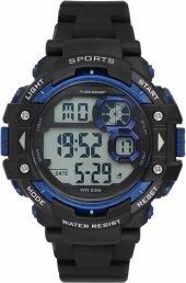 Dunlop DUN-336-G04 Işıklı Digital Kol Saati
