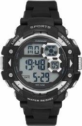 Dunlop Dun 336 G02 Işıklı Digital Kol Saati