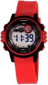 Dunlop DUN-350-G03 Işıklı Digital Kol Saati