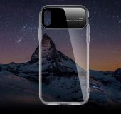Joyroom JR-BP471 iPhone XR Kılıf Liquid Crystal Lens Tam Koruma C-3