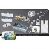 Teksan Cam Kapı Hidrolik Motor Standart Detay Aksesuar Seti Tks 03
