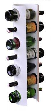 Şaraplık 7li Beyaz