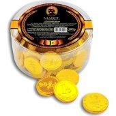 Mabel Sütlü Para Çikolata / Altın Çikolata (1₺) 250 Gr - 83 Adet