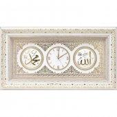 Allah(C.C.)LAFIZ, Muhammed(S.A.V.)LAFIZ Çerçeve Saat