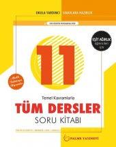 11. Sınıf Eşit Ağırlık Tüm Dersler Soru Bankası Palme Yayınevi
