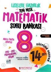 Liselere Hazılık Matematik Soru Bankası Matematus Yayınları