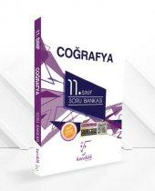 11.sınıf Coğrafya Soru Bankası Karekök Yayınları