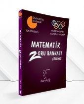 Yks Matematik Çözümlü Zoru Bankası Karekök Yayınları