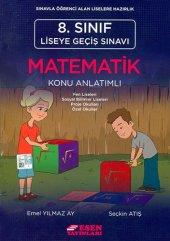8. Sınıf Lgs Matematik Konu Anlatımlı Esen Yayınları