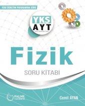 Yks Ayt Fizik Soru Kitabı Palme Yayınları