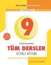 Palme Yayınları 9. Sınıf Temel Kavramlarla Tüm Dersler Soru Kitab