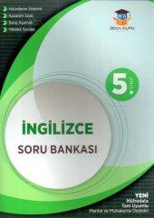 5.sınıf İngilizce Soru Bankası Zeka Küpü Yayınları
