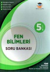 5.sınıf Fen Bilimleri Soru Bankası Zeka Küpü Yayınları