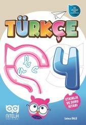 4.sınıf Türkçe Etkinlik Ve Soru Kitabı Nitelik Yayınları