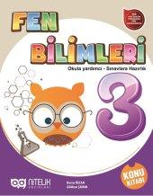 3.sınıf Fen Bilimleri Konu Kitabı Nitelik Yayınları