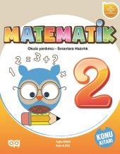 2. Sınıf Matematik Konu Kitabı Nitelik Yayınları