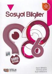 6. Sınıf Sosyal Bilgiler Soru Kitabı Nitelik Yayınları