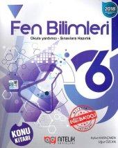 6. Sınıf Fen Bilimleri Konu Kitabı Nitelik Yayınları